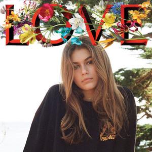 Kaia Gerber, Kendall Jenner, LOVE Magazine