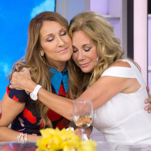 Katie Lee Gifford, Celine Dion, Today Show