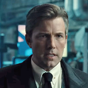 Ben Affleck, Justice League Movie, Trailer