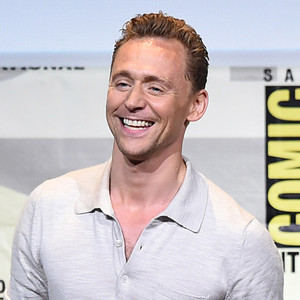 Tom Hiddleston, Comic-Con 2016
