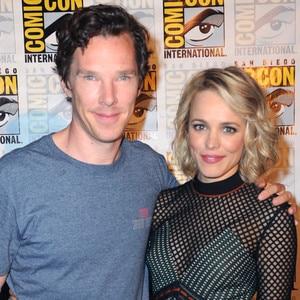 Benedict Cumberbatch, Rachel McAdams, 2016 Comic-Con