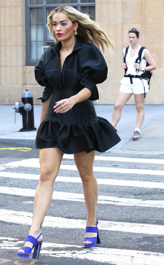 Rita Ora, Side-eye