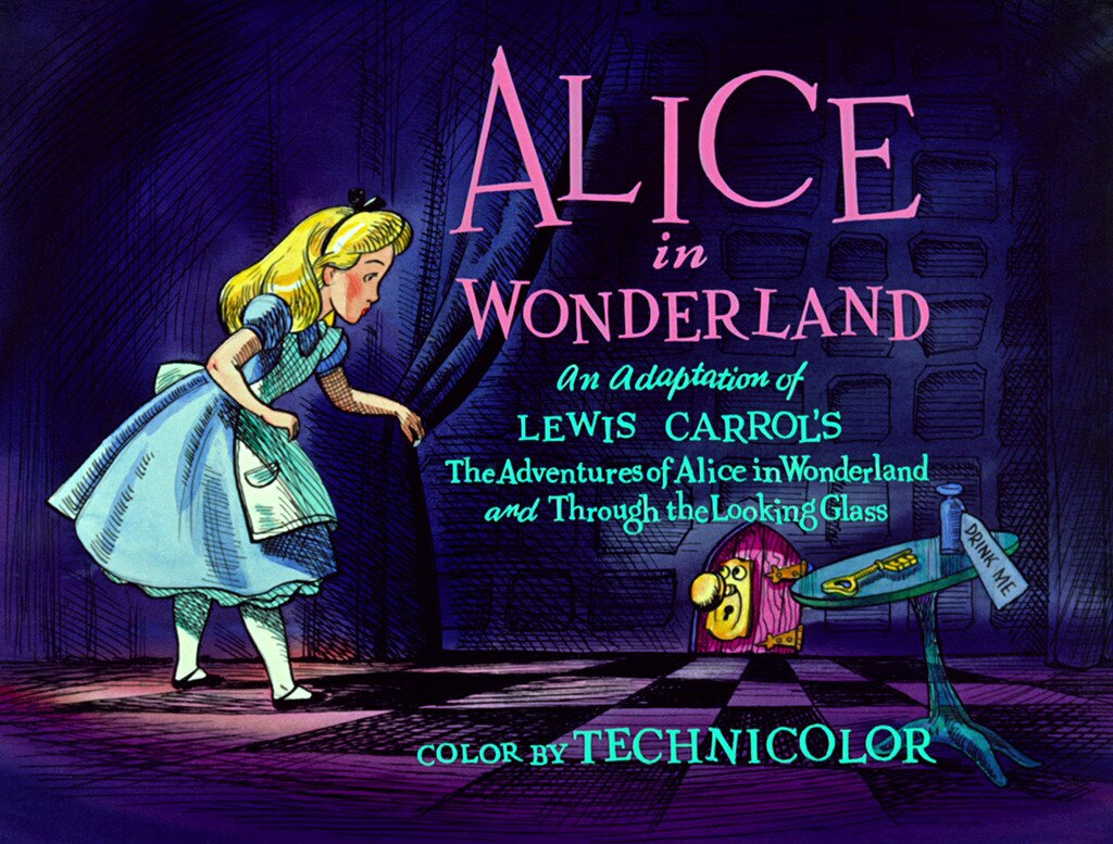 65 Wonderful Stills From Alice In Wonderland On Its 65th Anniversary E News