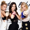 ESC: Stella Maxwell, Lily Aldridge, and Elsa Hosk