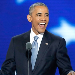 Barack Obama, Democratic National Convention 2016