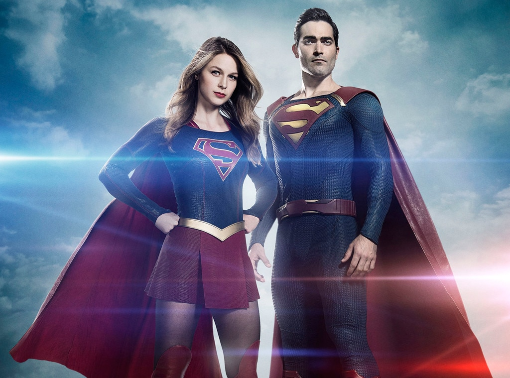 Supergirl, Superman, Tyler Hoechlin