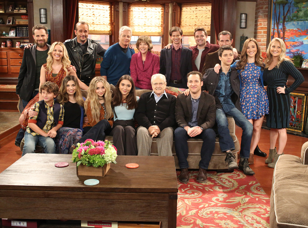 Girl Meets World, Boy Meets World Reunion
