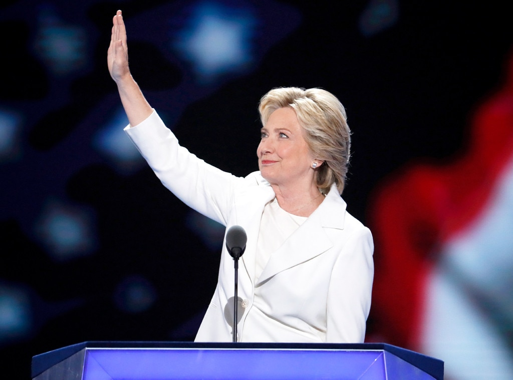 Hillary Clinton, Democratic National Convention 2016, DNC 2016