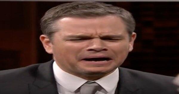 Jimmy Fallon and Matt Damon Face Off in Box of Lies, but Only One ...  Matt Damon