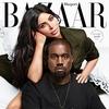 Kim Kardashian, Kanye West, Harper's Bazaar, September Issue