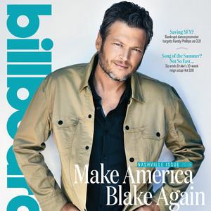 Blake Shelton, Billboard
