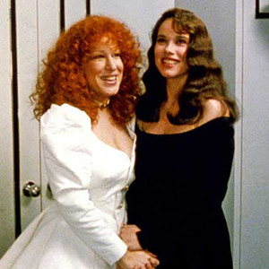 Beaches, Bette Midler, Barbara Hershey