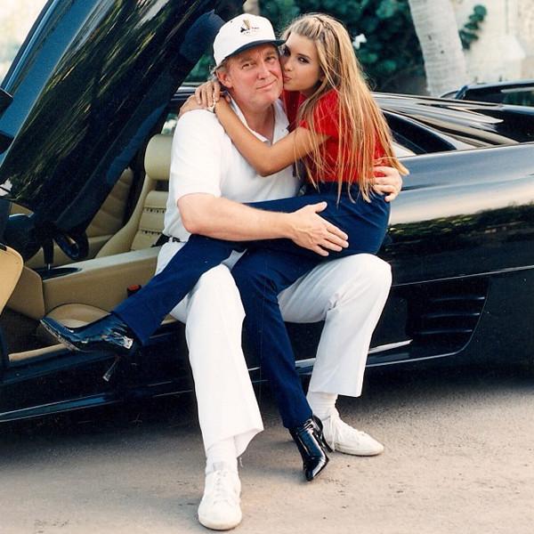 Ivanka Trump, Donald Trump, TBT