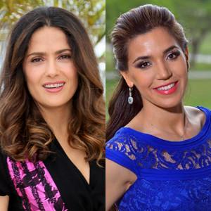 Salma Hayek, Yvonne Hayek