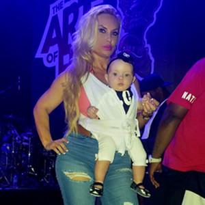 Coco, Ice-T, baby, instagram