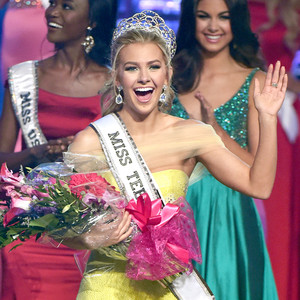 Karlie Hay, Miss Texas, Miss Teen USA 2016, Winner