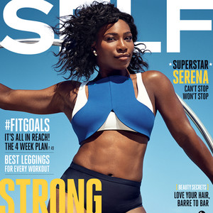 Serena Williams, Self Magazine