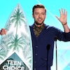 Justin Timberlake, 2016 Teen Choice Awards