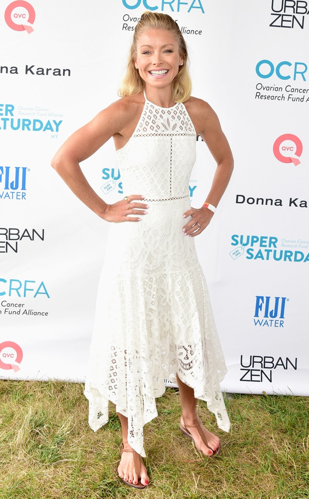 Andy Cohen joins Kelly Ripa's family to celebrate her son ...