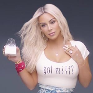 Kim Kardashian, Fergie ''M.I.L.F. $'' Video