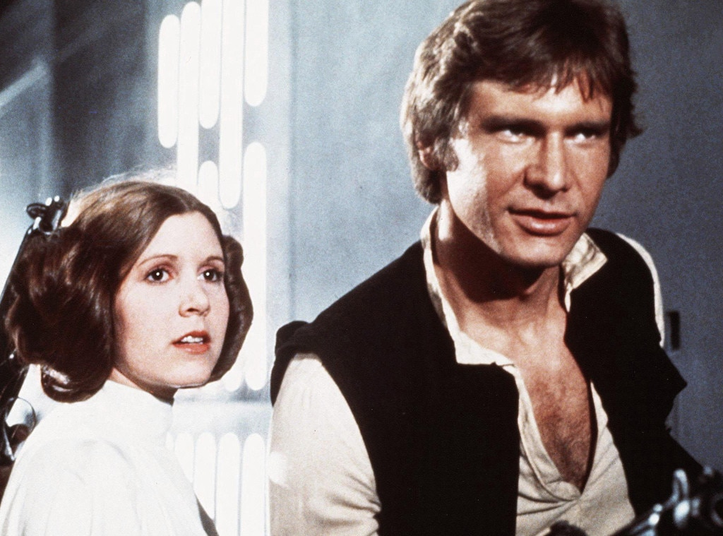 princess leia and han solo star wars from the 59 best