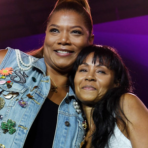 Queen Latifah, Jada Pinkett Smith