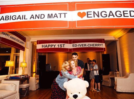 Ed Sheeran, Cherry Seaborn, Abigail Anderson