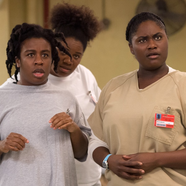Previously on <i>Orange Is the New Black</i> Season 4...