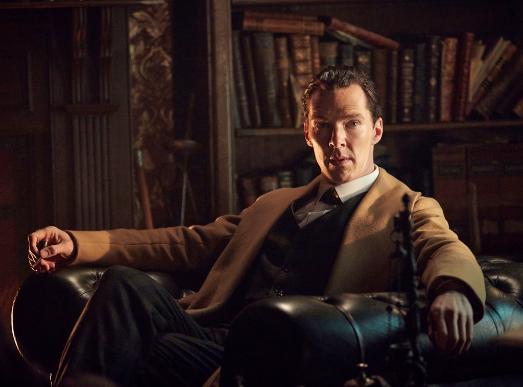Benedict Cumberbatch, Sherlock: The Abominable Bride.