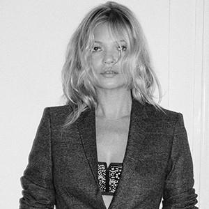 Kate Moss, Calvin Klein Ad 2016