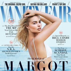 Margot Robbie, Vanity Fair