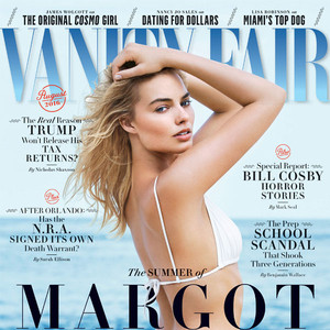 Margot Robbie, Vanity Fair
