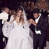 Russell Wilson, Ciara, Wedding