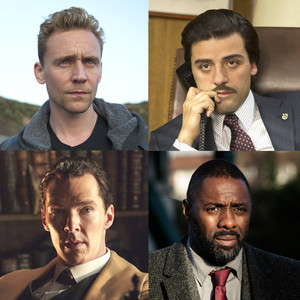 Tom Hiddleston, Oscar Isaac, Benedict Cumberbatch, Idris Elba