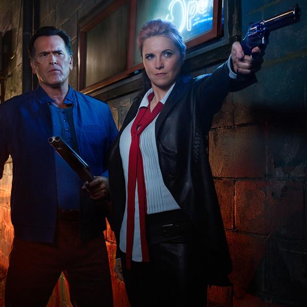 Ash vs. Evil Dead, Lucy Lawless