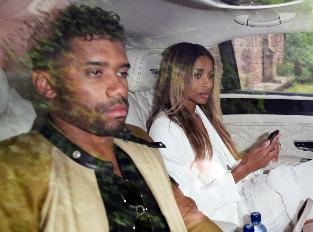 ... Their Wedding Looking a Little Tired From the Night Before | E! News