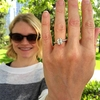 Emilie de Ravin, Engagement Ring
