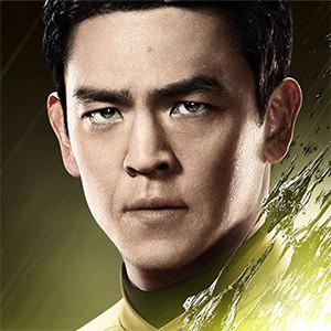 John Cho, Sulu, Star Trek Beyond