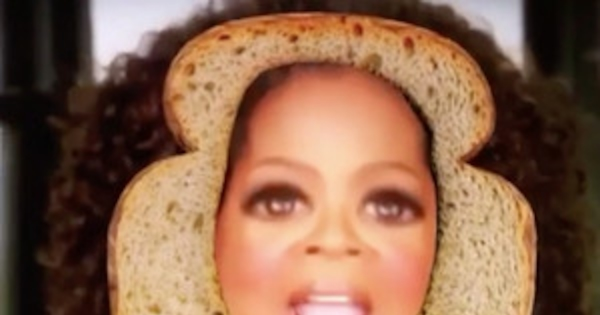This Oprah Winfrey I Love Bread Meme Almost Rivals Her You