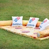 Domino's Pizza Boy Sofa