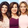 THE REAL HOUSEWIVES OF NEW JERSEY, Teresa Giudice, Jacqueline Laurita, Melissa Gorga