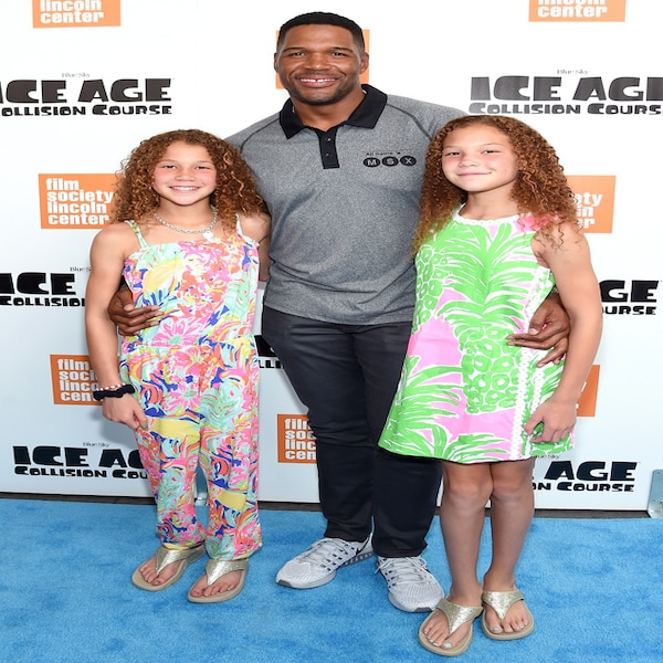 25 Best Ideas About Michael Strahan Jr On Pinterest: Michael Strahans Daughter Isabella Strahan Michael Strahan