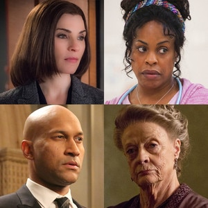 The Good Wife, Getting On, Key and Peele, Downton Abbey