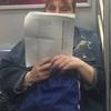 Subway Facebook Lady