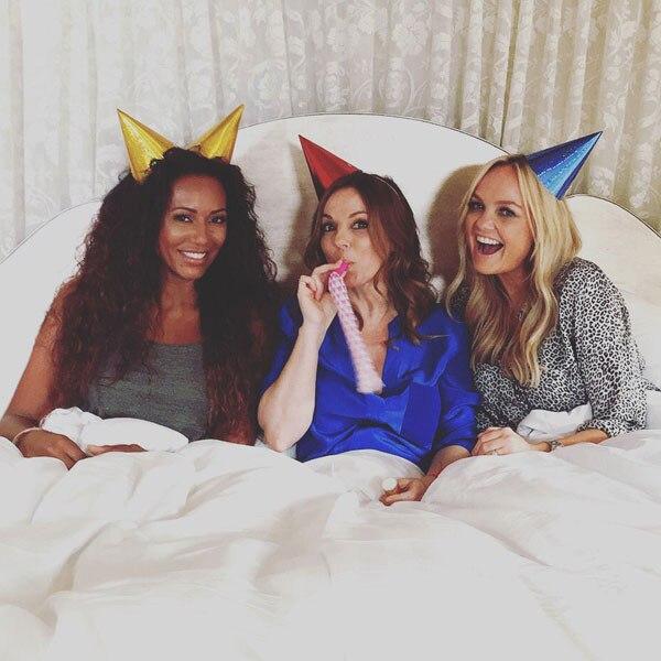 Emma Bunton, Geri Horner, Melanie Brown, Spice Girls