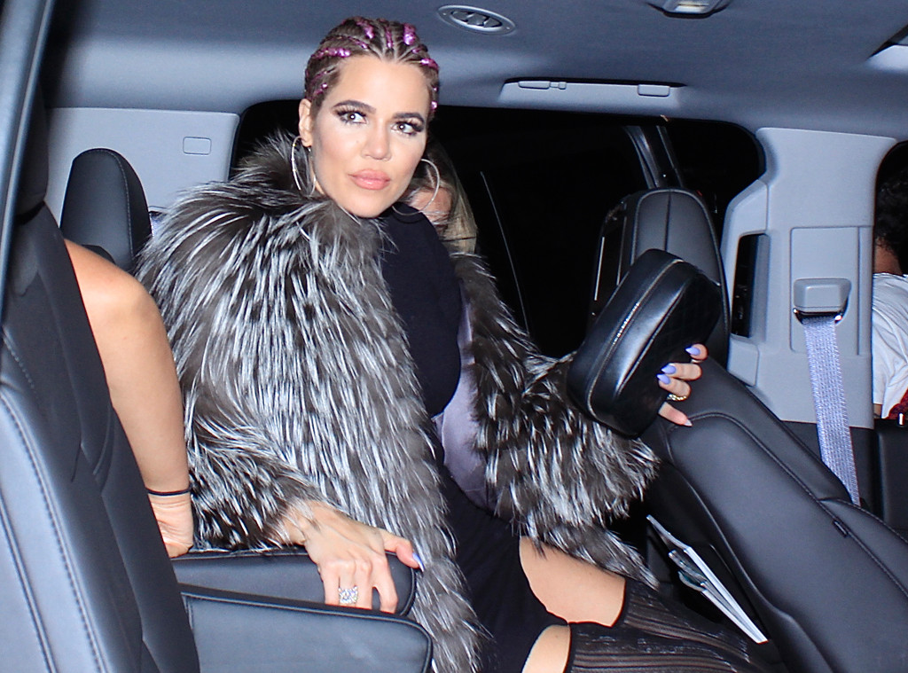Khloe Kardashian, Kylie Jenner Birthday Party