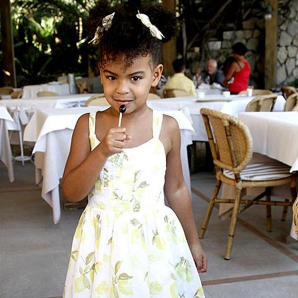 Blue Ivy Carter, Beyonce, Fashion