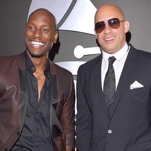 Tyrese, Vin Diesel, Grammys