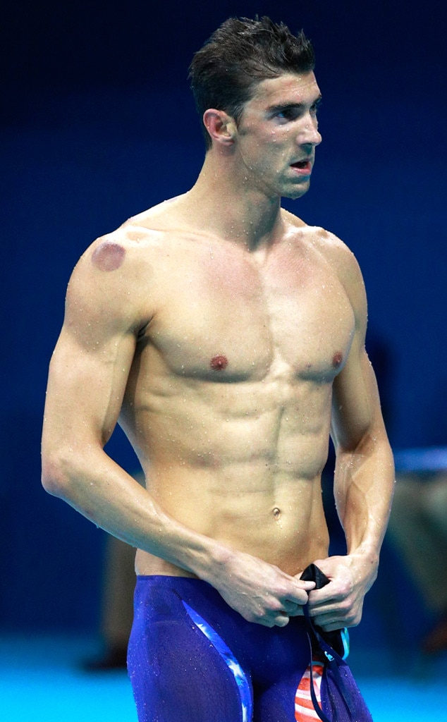 Michael Phelps, Olympic Athlete Diets