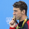 Michael Phelps, 2016 Rio, Olympics